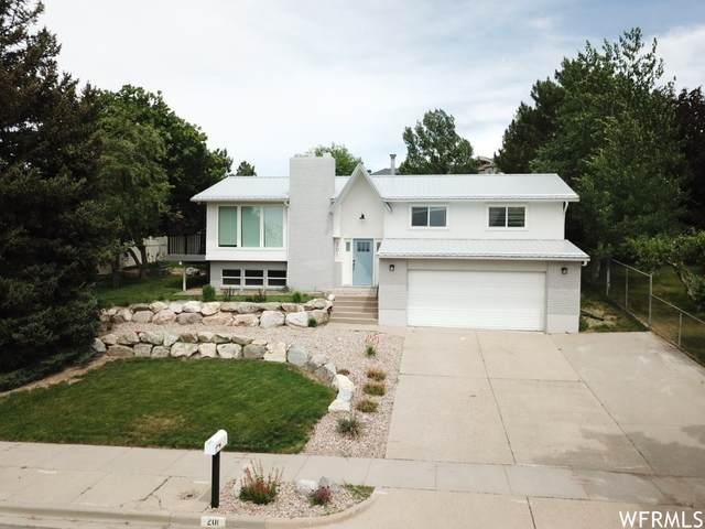 201 S Gary Way, North Salt Lake, UT 84054 (#1747703) :: UVO Group | Realty One Group Signature