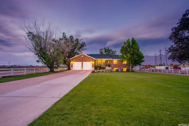 1023 S Westside Dr W, Layton, UT 84041 (#1747705) :: Utah Real Estate