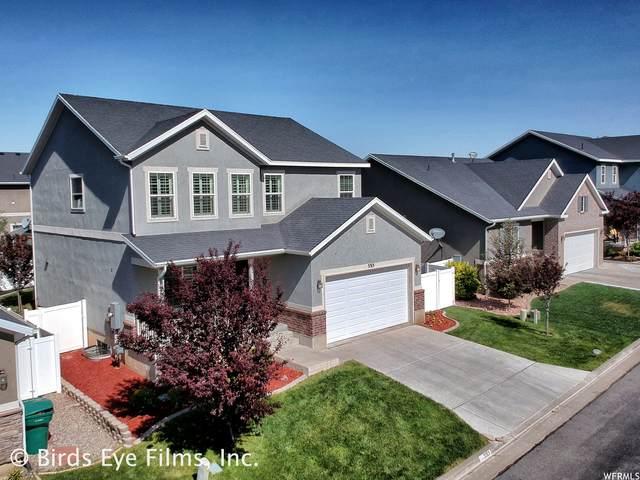 3313 N Osprey Way, Layton, UT 84040 (#1747720) :: Powder Mountain Realty