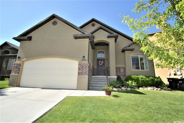 2868 E Lookout Dr, Eagle Mountain, UT 84005 (#1747722) :: Red Sign Team
