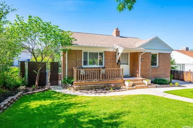 2574 E Elm Ave S, Salt Lake City, UT 84108 (#1747740) :: Utah Best Real Estate Team | Century 21 Everest