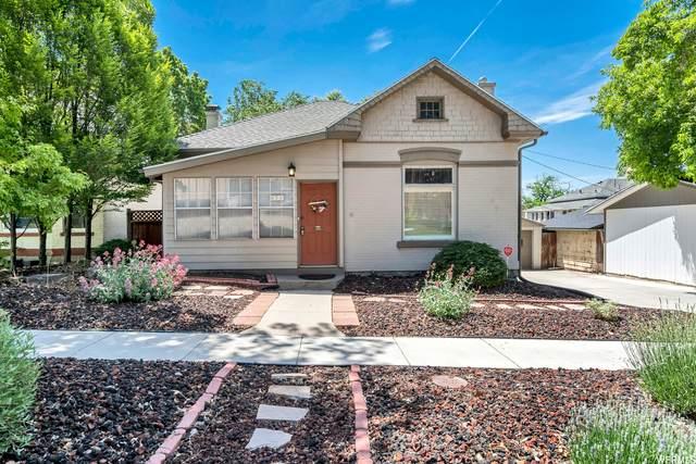 670 E 5TH Ave, Salt Lake City, UT 84103 (#1747744) :: Gurr Real Estate