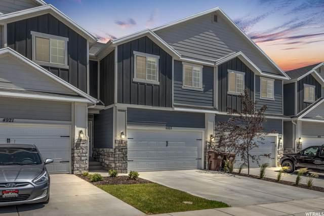 4925 E Hidden Steppe Bnd, Eagle Mountain, UT 84005 (#1747747) :: Gurr Real Estate