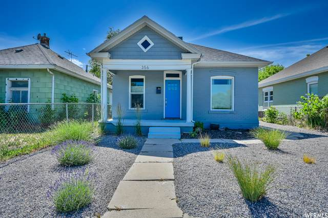356 S 1000 W, Salt Lake City, UT 84104 (#1747766) :: Utah Real Estate
