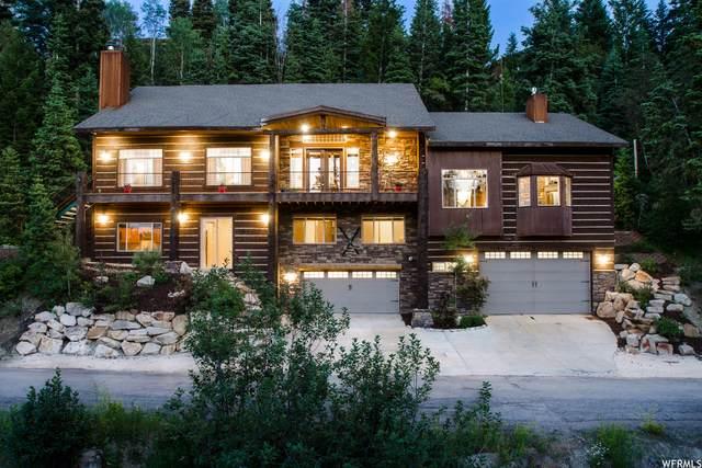70 Saint Moritz Ter, Park City, UT 84098 (#1747768) :: Utah Real Estate