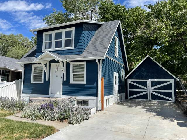 785 E Spring View Dr, Salt Lake City, UT 84106 (#1747802) :: Utah Real Estate