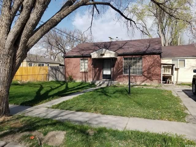 1023 S 1300 W, Salt Lake City, UT 84104 (#1747806) :: C4 Real Estate Team