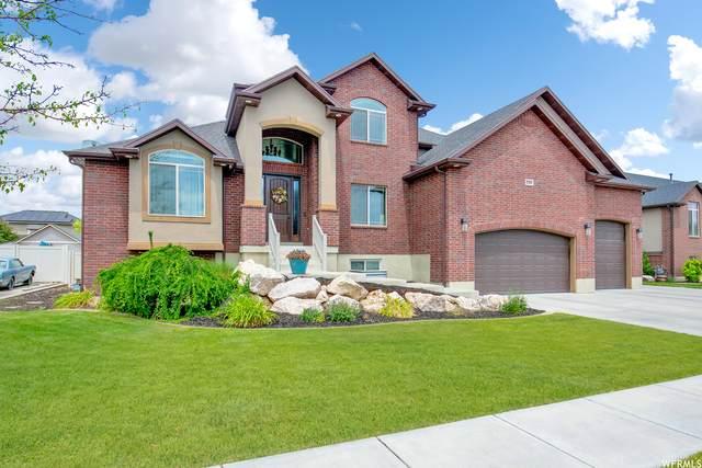 2208 W 1950 S, Syracuse, UT 84075 (#1747808) :: Utah Dream Properties