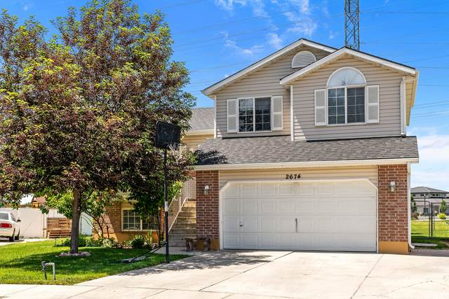 2674 S 75 E, Clearfield, UT 84015 (MLS #1747810) :: Summit Sotheby's International Realty