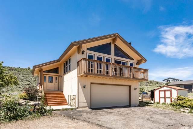 864 E Silver Sage Dr, Park City, UT 84098 (#1747815) :: Utah Best Real Estate Team | Century 21 Everest
