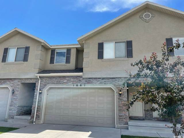 1661 W Madison Dr S, Riverton, UT 84065 (#1747819) :: UVO Group | Realty One Group Signature