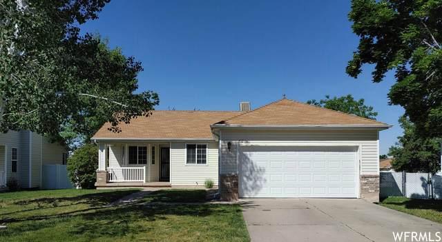 402 Larkin Ln, Kaysville, UT 84037 (#1747822) :: Utah Dream Properties