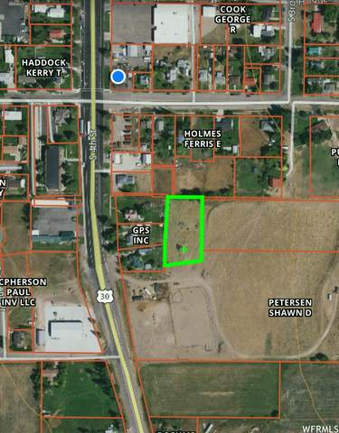 391 S 4TH St, Montpelier, ID 83254 (#1747834) :: Berkshire Hathaway HomeServices Elite Real Estate