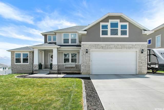 558 N Grand Tour Dr, Saratoga Springs, UT 84045 (#1747838) :: Utah Best Real Estate Team | Century 21 Everest