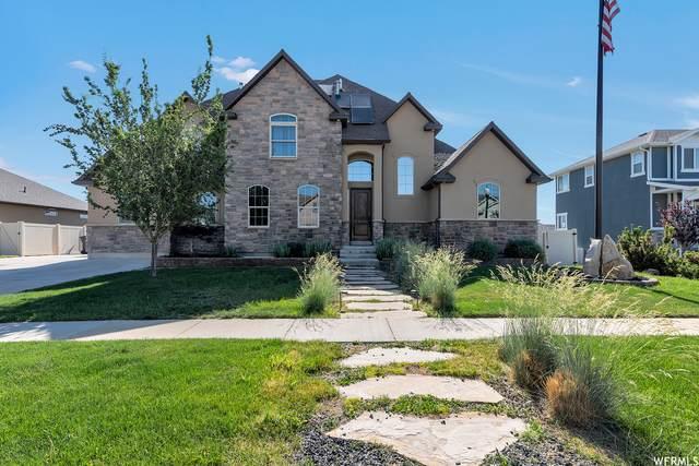 622 N Badger Ln, Saratoga Springs, UT 84045 (#1747879) :: Utah Best Real Estate Team | Century 21 Everest