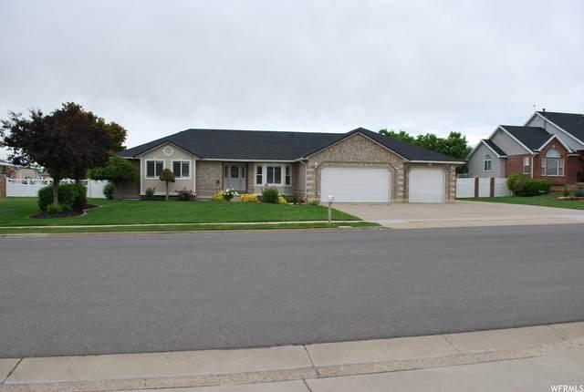 832 W 2300 S, Syracuse, UT 84075 (#1747887) :: Utah Dream Properties