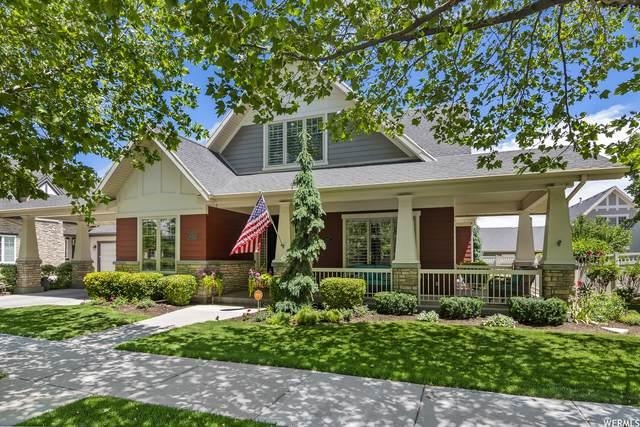 10727 S Vermillion Dr W, South Jordan, UT 84009 (#1747890) :: Utah Real Estate