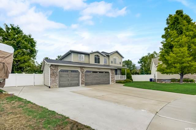 1476 N 2425 W, Layton, UT 84041 (#1747896) :: Utah Dream Properties