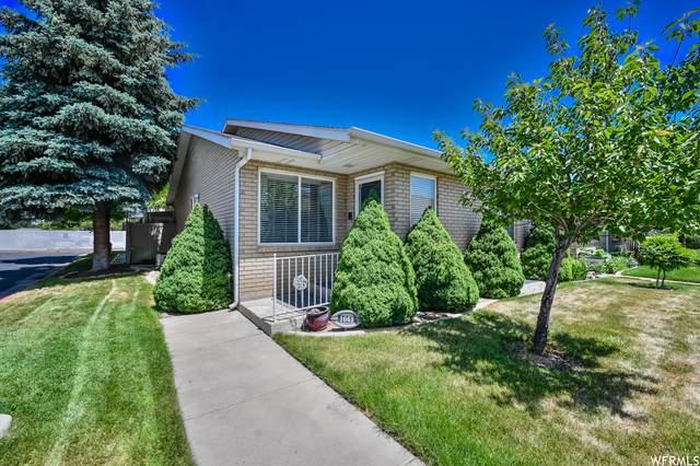1661 W Cornerstone Dr S, South Jordan, UT 84095 (#1747915) :: Bustos Real Estate | Keller Williams Utah Realtors