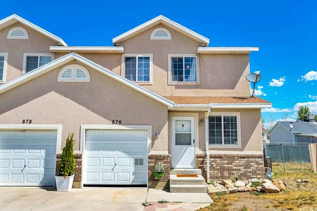 876 W 700 S, Tooele, UT 84074 (#1747919) :: UVO Group | Realty One Group Signature
