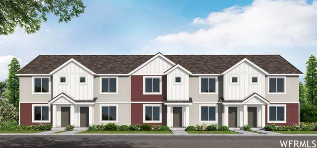 8471 W Bowie Dr #133, Magna, UT 84044 (#1747935) :: Doxey Real Estate Group