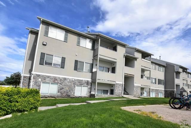 8057 W Copperfield Pl S #11, Magna, UT 84044 (#1747939) :: Utah Best Real Estate Team   Century 21 Everest