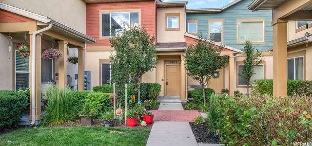 1138 N Shepard Creek Pkwy #3, Farmington, UT 84025 (#1747943) :: Utah Dream Properties
