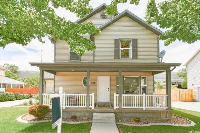 279 N Rendon Ct W, Salt Lake City, UT 84116 (#1747952) :: Utah Real Estate