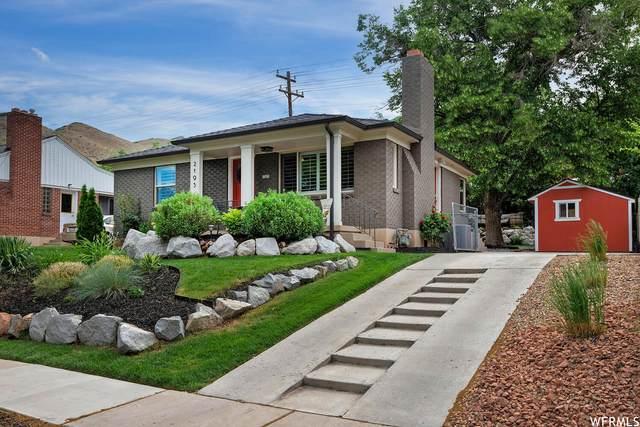 2195 S Broadmoor St, Salt Lake City, UT 84109 (#1747954) :: UVO Group   Realty One Group Signature