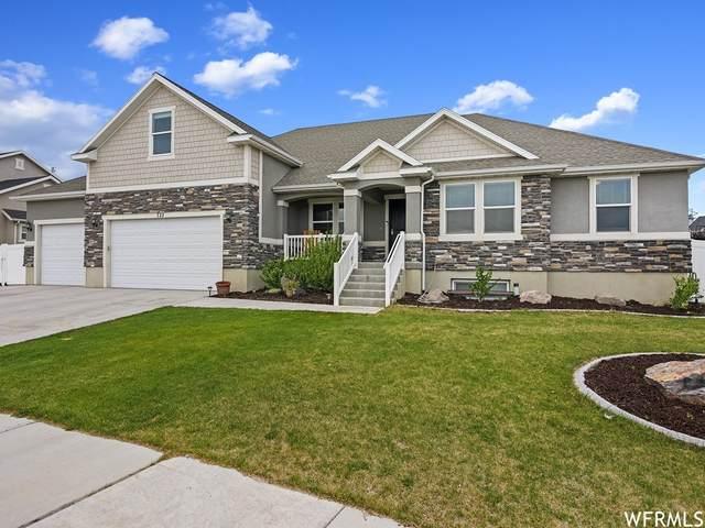 733 N Pinnacle Ln, Saratoga Springs, UT 84045 (#1747962) :: Utah Best Real Estate Team | Century 21 Everest