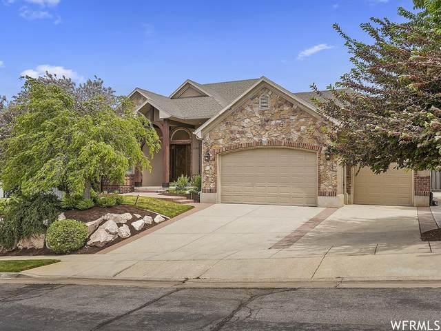 1180 Eaglewood Loop, North Salt Lake, UT 84054 (#1747968) :: C4 Real Estate Team