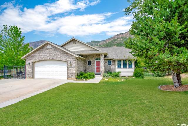 1366 E 2850 N, North Ogden, UT 84414 (#1747969) :: UVO Group | Realty One Group Signature