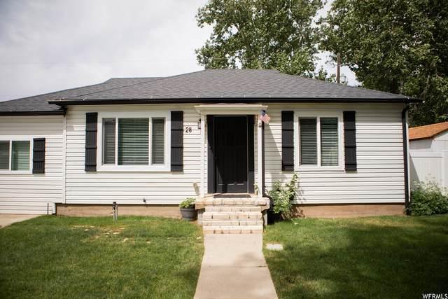 28 Ellison St, Layton, UT 84041 (#1747991) :: Utah Dream Properties