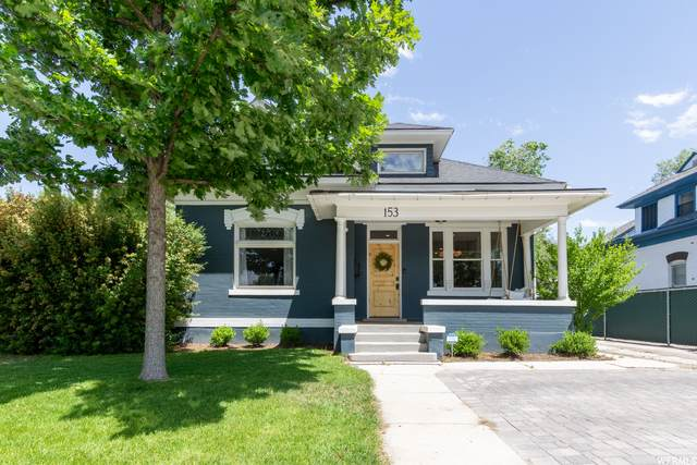 153 S 500 W, Provo, UT 84601 (#1747994) :: UVO Group | Realty One Group Signature