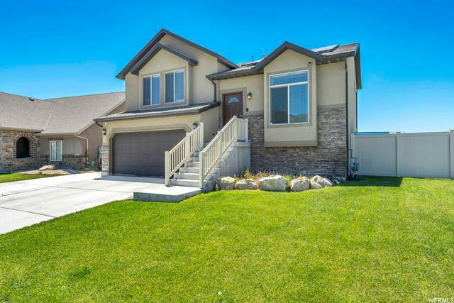6861 N Stansbury Pkwy W, Stansbury Park, UT 84074 (#1748006) :: Exit Realty Success