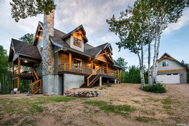 10644 E Spring Creek Dr, Heber City, UT 84032 (#1748015) :: Gurr Real Estate