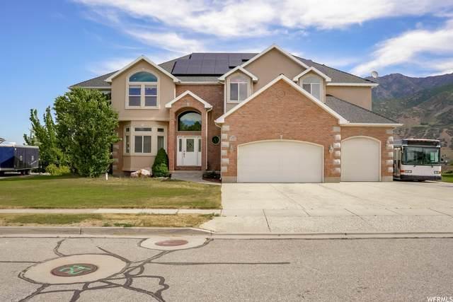 2314 E View Dr, South Weber, UT 84405 (#1748020) :: Utah Dream Properties
