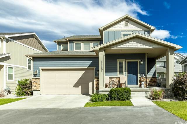15181 S Amber Wave Dr W, Bluffdale, UT 84065 (#1748025) :: Colemere Realty Associates