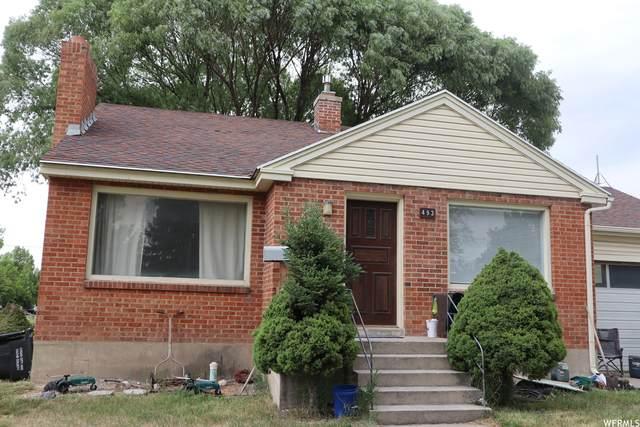 493 W 400 N, Logan, UT 84321 (#1748034) :: Utah Real Estate