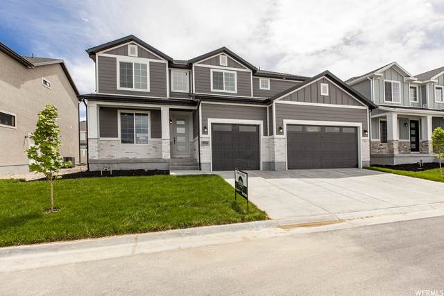 3781 W Sand Lake Dr S #931, South Jordan, UT 84009 (#1748041) :: The Perry Group