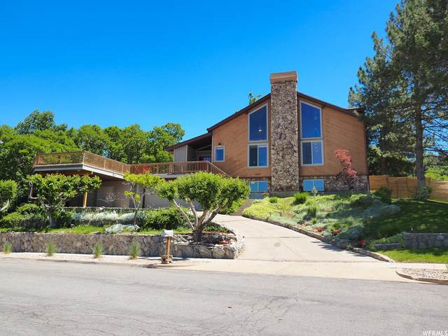 3495 S Medford Dr E, Bountiful, UT 84010 (#1748042) :: UVO Group | Realty One Group Signature
