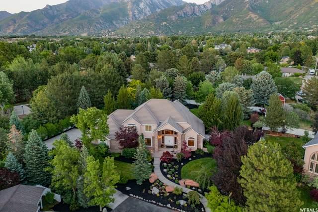 2157 E Scenic Oaks Cv S, Sandy, UT 84092 (#1748044) :: Utah Real Estate