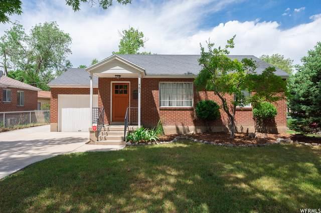 751 N Lafayette Dr, Salt Lake City, UT 84116 (#1748064) :: Utah Real Estate
