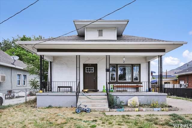 348 Parry St, Ogden, UT 84404 (#1748090) :: Real Broker LLC