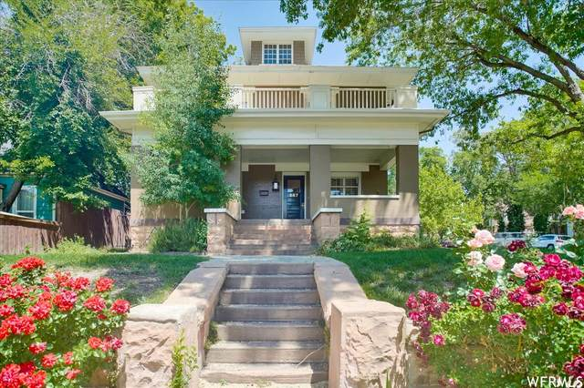 587 E 1ST Ave, Salt Lake City, UT 84103 (#1748091) :: Utah Real Estate