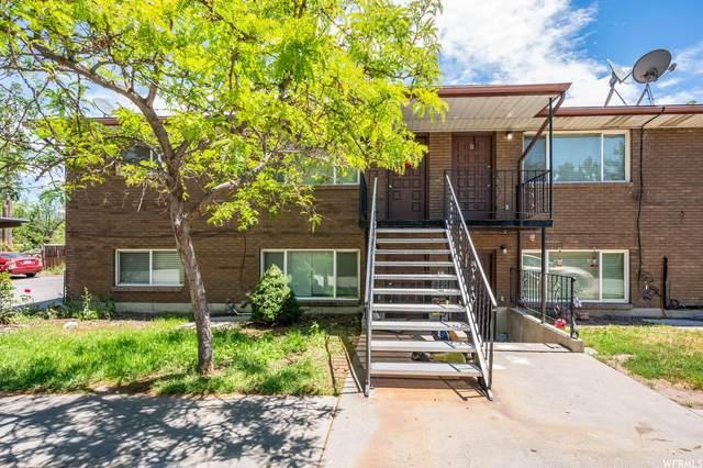 361 E Park Creeke Ln, Salt Lake City, UT 84115 (#1748096) :: Doxey Real Estate Group