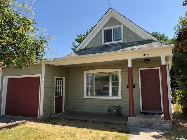 584 N 100 E, Logan, UT 84321 (#1748103) :: Utah Real Estate