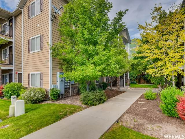 389 S State St St E #25, Provo, UT 84606 (#1748111) :: UVO Group   Realty One Group Signature