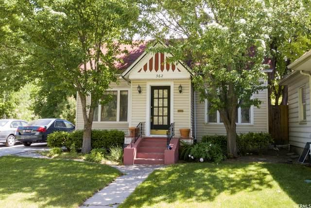 362 N 300 E, Logan, UT 84321 (#1748113) :: Utah Real Estate