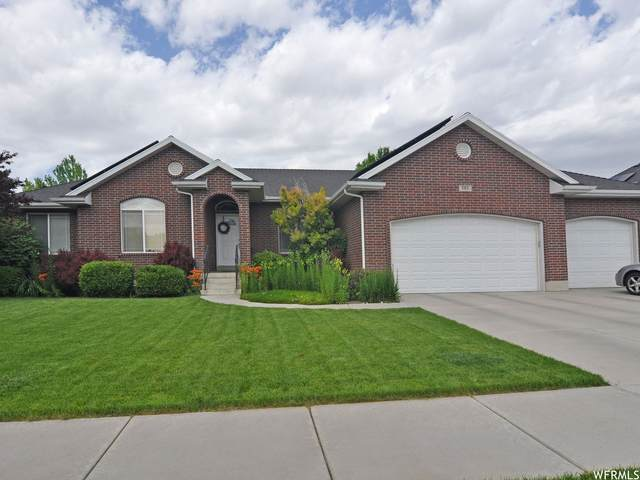 585 N 2900 W, West Point, UT 84015 (#1748127) :: Doxey Real Estate Group
